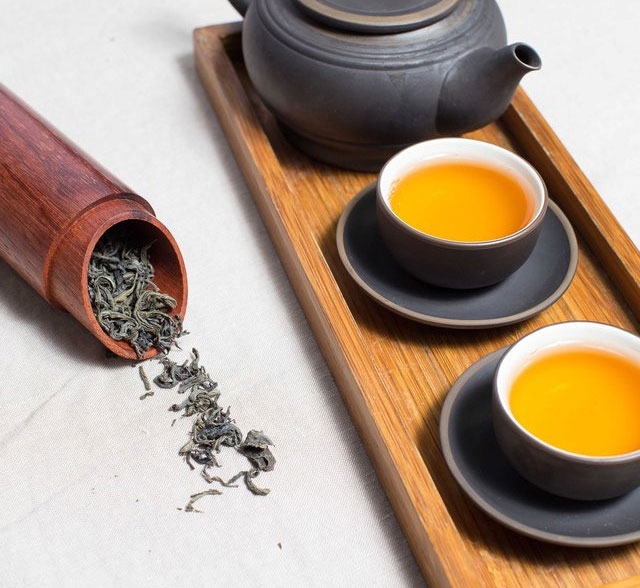 Assisted living editorial image of two cups of tea.
